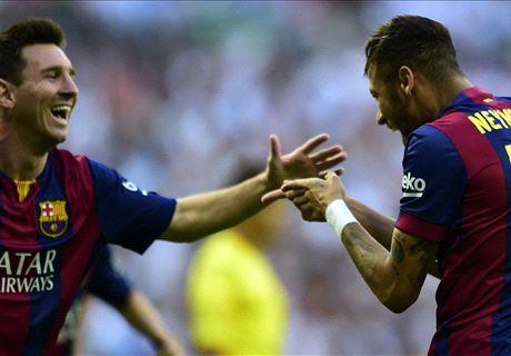 LIVE: Real Madrid 1-1 Barcelona