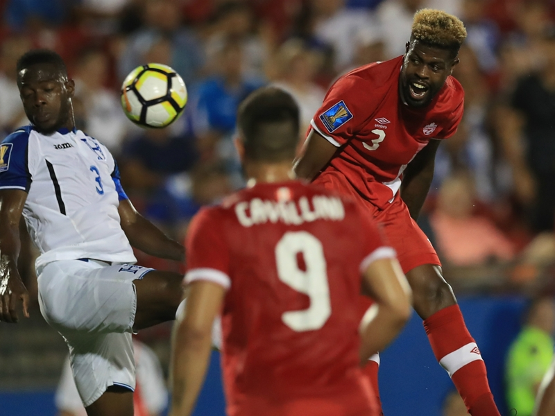 Canada 0 Honduras 0: Canadians reach Gold Cup quarter-finals