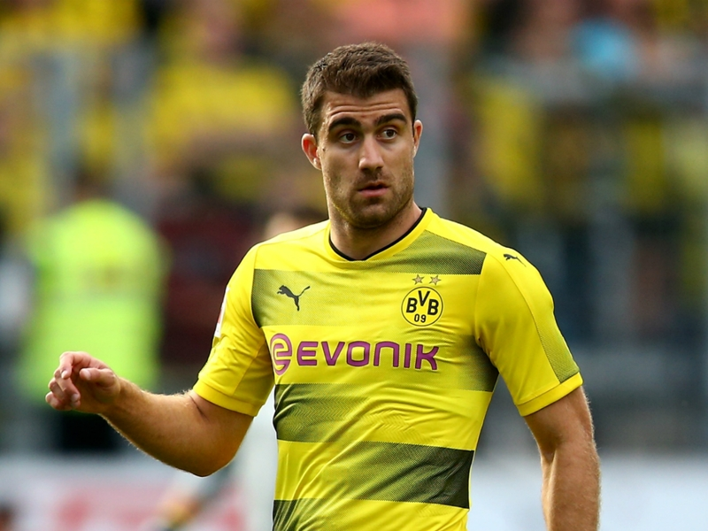Juventus want Borussia Dortmund defender Sokratis as Bonucci replacement