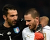 Bonucci thanks Juventus players and fans but snubs Allegri
