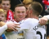 'Rooney is enjoying his football again'