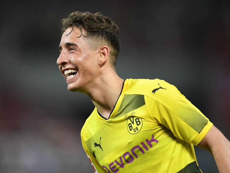 Dortmund s'impose en amical au Japon
