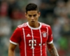 James, Tolisso make Bayern debuts