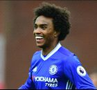 Feliz no Chelsea, Willian revela contato do Man.United