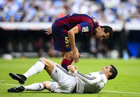AO VIVO: Real Madrid 3 x 1 Barcelona