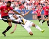 LA Galaxy 2 Manchester United 5: Lukaku makes debut as Rashford nets brace