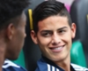 James Rodriguez talks Bayern debut