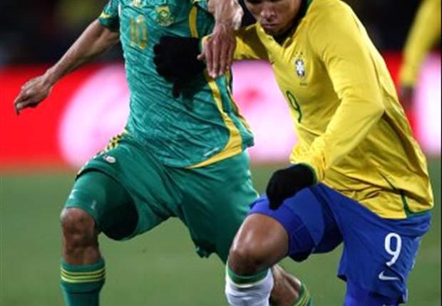 South Africa Captain Aaron Mokoena Praises 'Fantastic' Brazil