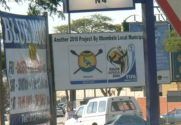 Final 2010 Visitor Information Centre Opens In Nelspruit