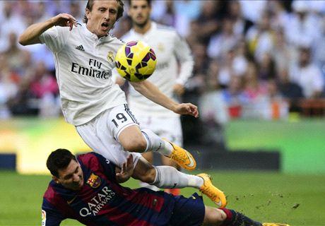 LIVE! Real Madrid - Barcelona: 1-1