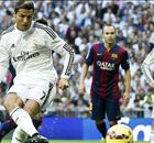 LIVE: Real Madrid 3-1 Barcelona