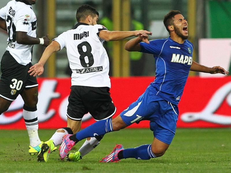 Ultime Notizie: Parma-Sassuolo 1-3: Primo derby emiliano per i neroverdi, ducali in fondo alla classifica