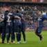 Paris Saint-Germain celebrate against Bordeaux