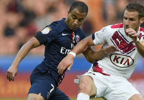 Paris St Germain Hajar Bordeaux