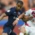 PSG en Bordeaux eindigden allebei met tien man