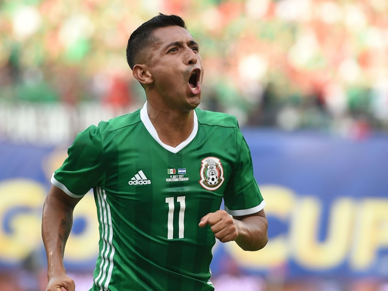 TEAM NEWS: Mexico goes with experienced team in Gold Cup quarterfinal