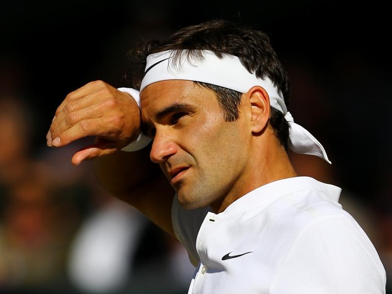 'Messi, Jordan, Federer the best' - Football world reacts to Wimbledon win