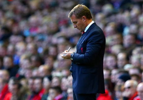 Rodgers accepts blame for LFC slump