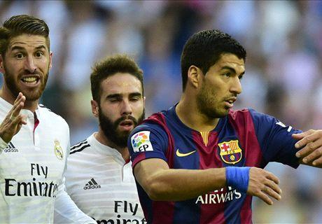 Suarez gamble backfires for Barca