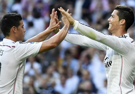 Real Madrid on course for 200 goals