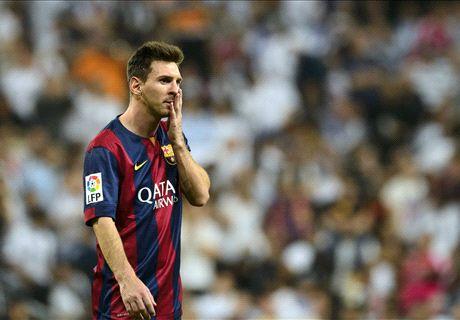 El Clásico de Messi