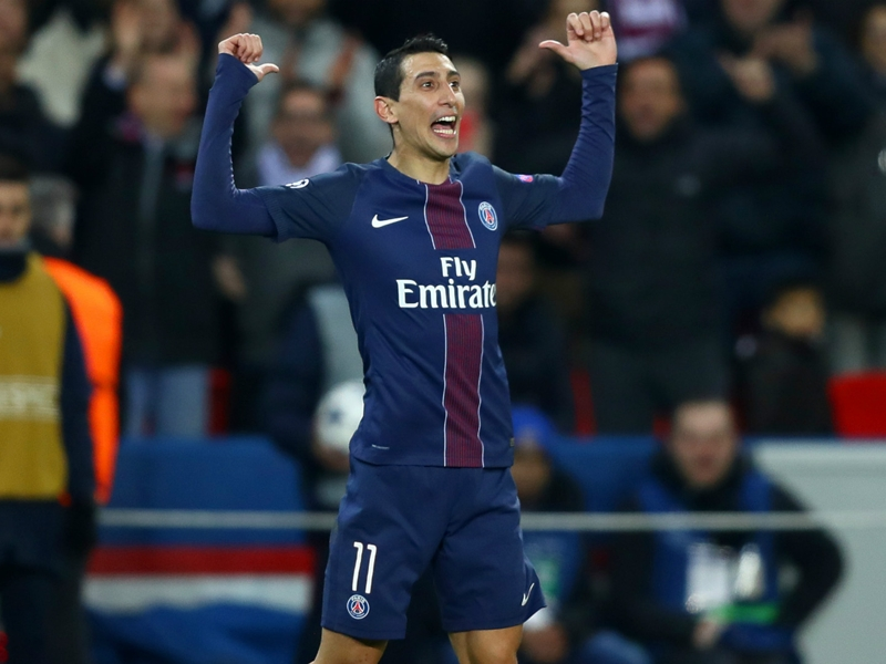 Di Maria wants PSG stay despite Emery problems
