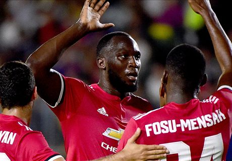 Kompany: Lukaku thinks he's the best
