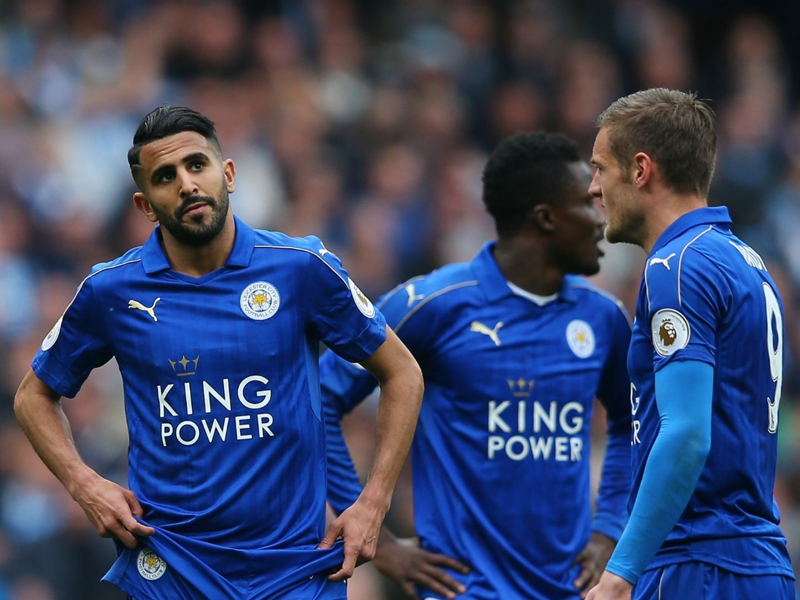 No bids for Mahrez despite Roma and Arsenal links, says Leicester boss Shakespeare