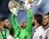 Navas eyes long-term Madrid stay