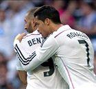 Ronaldo and Benzema batter Barcelona