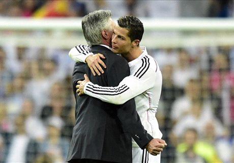 Ancelotti schwärmt von seinem Team