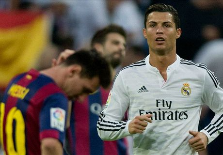Madrid Batters Barcelona
