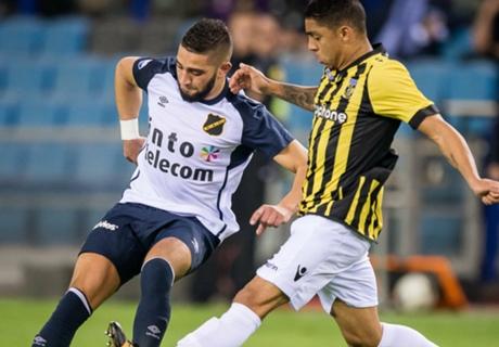 Tighadouini bezorgt Vitesse late kater