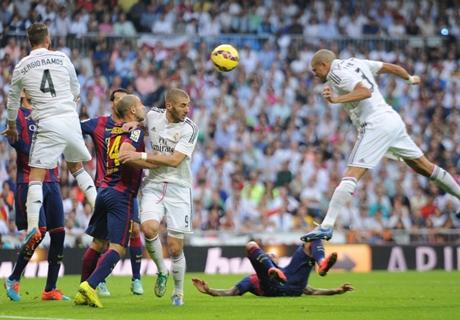 Real-Barça, les notes