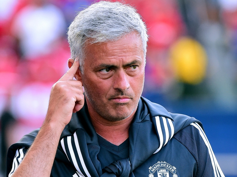 Mourinho reveals which positions Man Utd are looking to strengthen