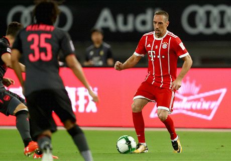 FT: Bayern Munich (2) 1-1 (3) Arsenal
