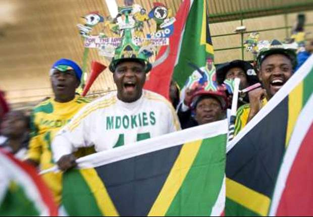 Goal.com Traveller's Guide To South Africa: Essential Fan Gear At The Stadium