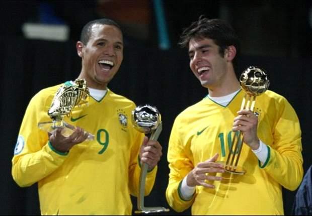 Goal.com's Confederations Cup MVP: Brazil's Kaka'