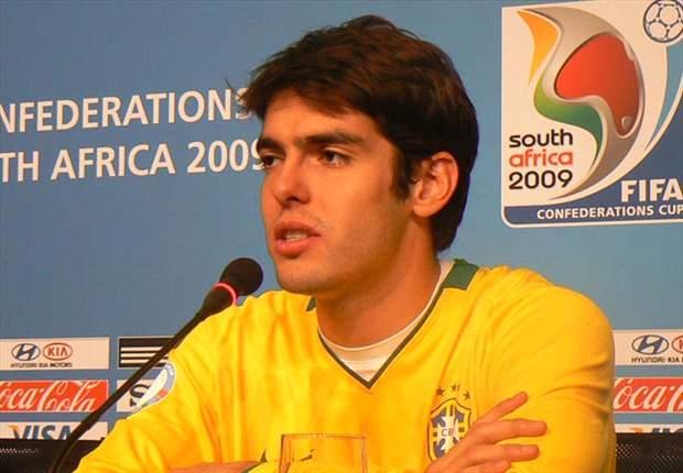 Brazil Superstar Kaka: Argentina Aren't Too Well