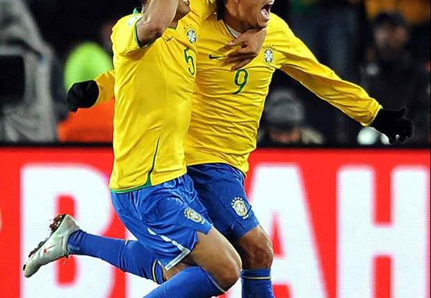 Argentina 1-3 Brazil: Selecao Qualify As Albiceleste's Crisis Continues