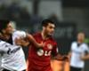 Schalkes Huntelaar ärgert sich mit Leverkusens Spahic herum