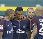 FT: AS Roma (3) 1-1 (5) PSG