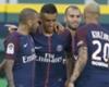 Roma 1 Paris Saint-Germain 1 (3-5 pens): Alves makes debut in win