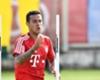 Bayern Munich midfielder Thiago Alcantara
