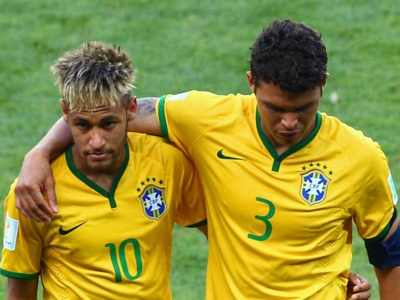 Thiago Silva Dukung Transfer Neymar Ke Paris Saint-Germain
