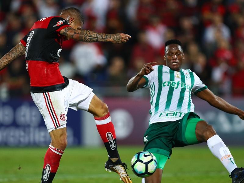Palmeiras não terá Felipe Melo, Edu Dracena e Guerra contra o Flamengo