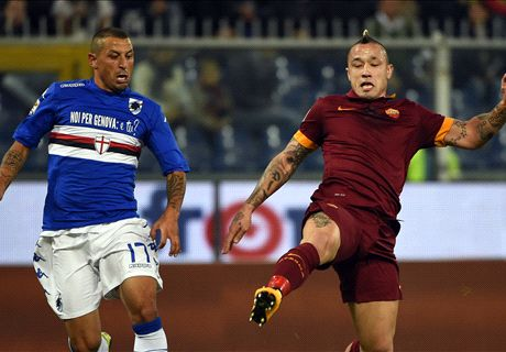Roma miss chance to go top