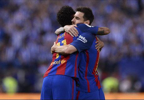 EXCLUSIEF: Neymar geniet van Messi
