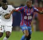 Résumé de match, Caen-Lorient (2-1)