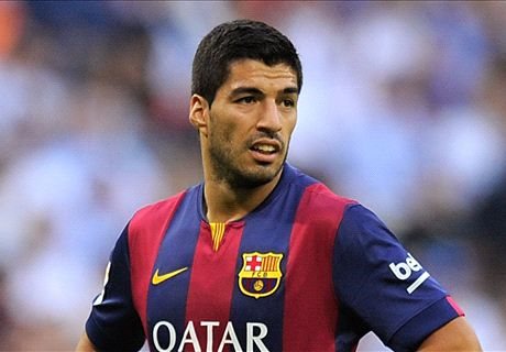 Suarez gamble backfires on Barca